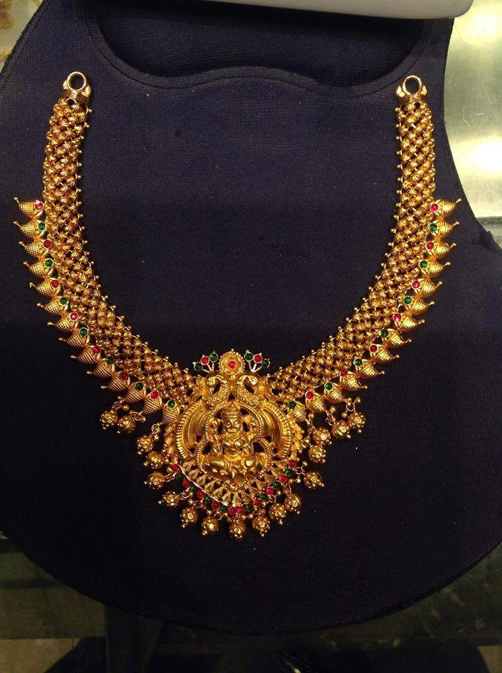 mango-har-with-lakshmi-pendant