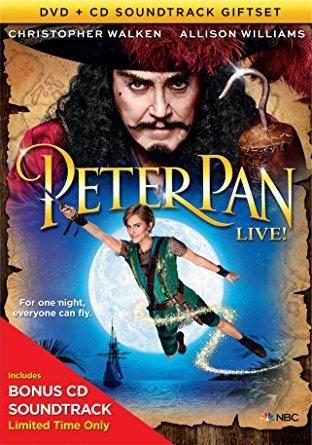 Allison Williams & Christopher Walken & Glenn Weiss & Rob Ashford -Peter Pan Live!