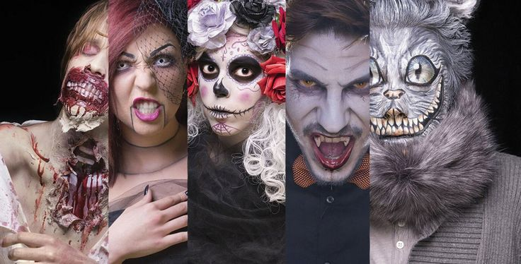 5 Trucchi Halloween 2015
