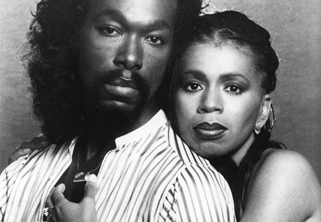 """Ashford & Simpson - """"Nick Ashford & Valarie Simpson were a married duo who truely was, Solid As A Rock!"""""""