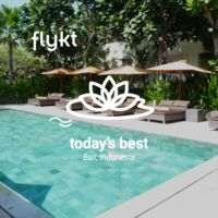 Today's best: Wellnes Spa, Bali, Indonesia. Relax time