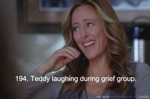I grew to like Teddy, I'm gonna miss her :/