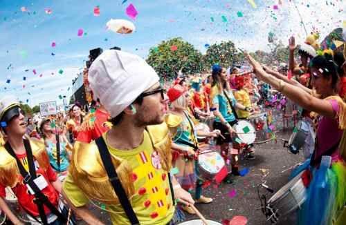 Letra y música de la canción, Carnaval - #Carnaval