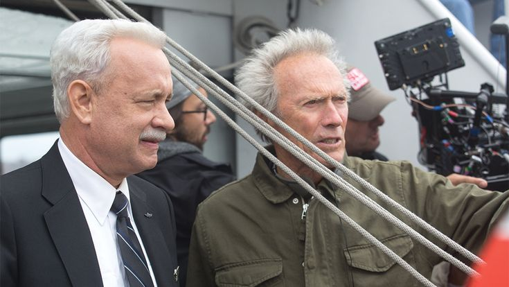 Star Tom Hanks Hails Humanity of Director Clint Eastwoods Sully