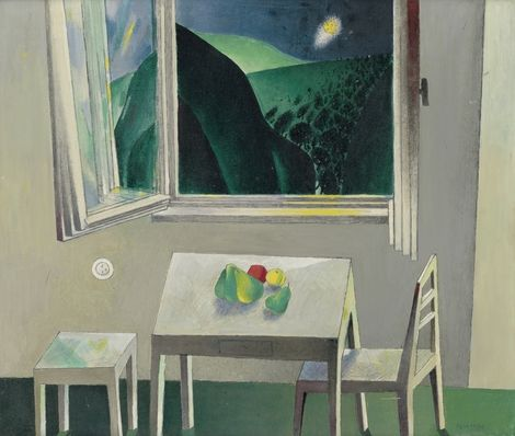 Rudolf Moško, Open window on ArtStack #rudolf-mosko #art