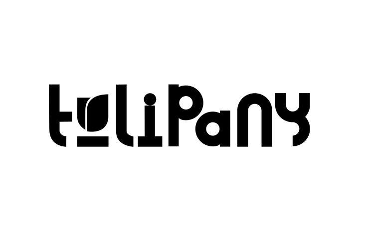 TuliPany - projekt logotypu