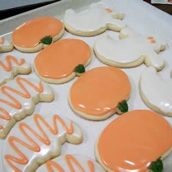 My favorite recipe for Sugar Cookie Icing