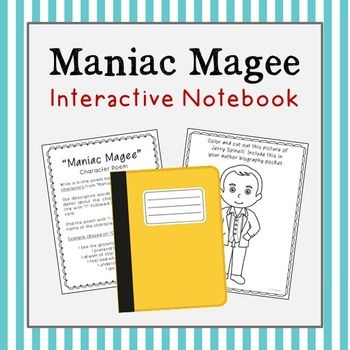 maniac magee persuasive essay In the book maniac magee, jerry spinelli, the author helps us to understand many important life lessons that mostly deal with racism and the importance of friends and.