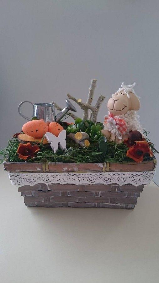 Paruo / Veľkonočný baranček v záhradke