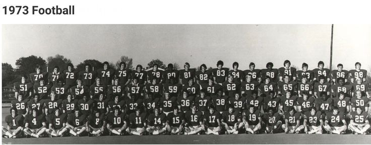 1973 Alabama Football team picture. National Champions #Alabama #RollTide #Bama #BuiltByBama #RTR #CrimsonTide #RammerJammer #NationalChampions