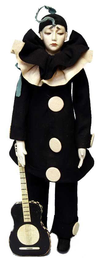 Lenci Pierrot