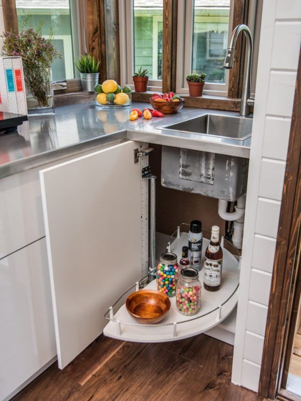 80 best Tiny House Storage Ideas images on Pinterest Tiny house