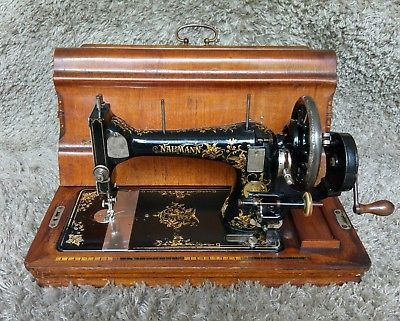 *** Sold *** | Seidel & Naumann | Antique Sewing Machine | Dresden Germany 1910s | Working Condition | 🔷 EUR 119.00 | 🔶 Buy it Now or Make an Offer! | Worldwide Shipping ✔ FREE Shipping to 25 Countries in Europe | ♦mad-mouse.com | 🐭 #MadMouseAntiques | #ebay #ebayshop #ebayseller #seidel #naumann #nähmaschine #sewingmachine #sewing #handmade #diy #sewingpattern #macchinadacucire #machineàcoudre #maquinadecoser #interiors #interiordecor #interiordesigner #interiorstyling