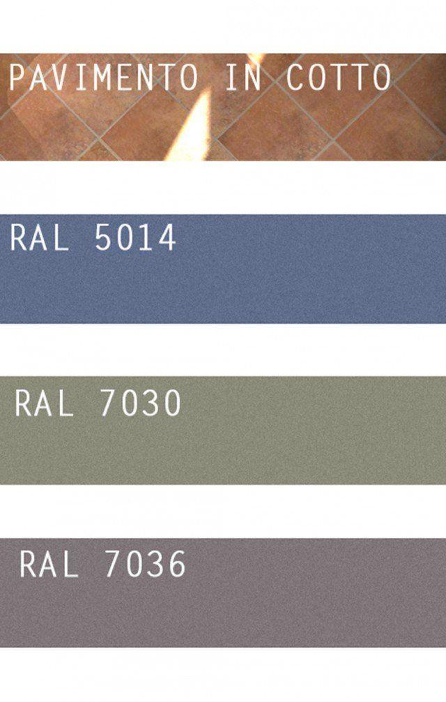 Pavimento in cotto e arredamento moderno pavimenti in for Colori per arredamento moderno