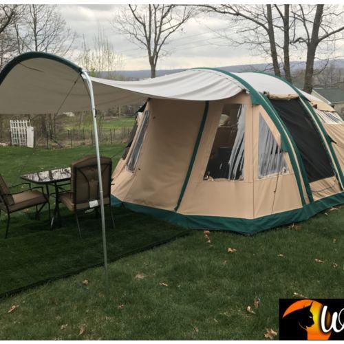 BOBCAT 500 Premium Family Camping Tent | Family tent ...