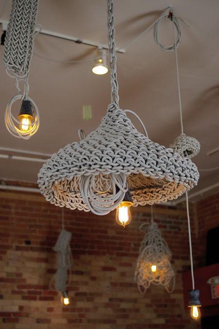 crochet a shade   great concept