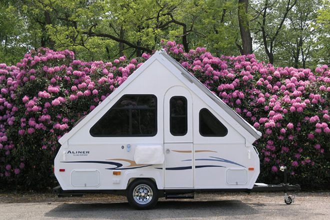 Simple Life: A Little Camper