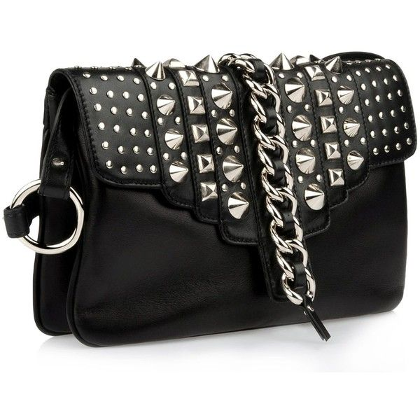 Giuseppe Zanotti Bag Women ($1,350) ❤ liked on Polyvore