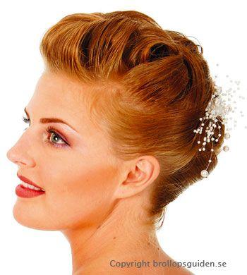 Wedding hair style #wedding