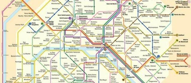 Le plan du métro parisien est libre de droit : Le plan de métro parisien est désormais sous licence libre, à la disposition des entreprises. Sur son site, la RATP explique ce mercredi qu'elle souhaite «permettre à (...) des entrepreneurs, d'exploiter certaines données relatives à son activité de transport afin d'imaginer de nouvelles manières de les utiliser».
