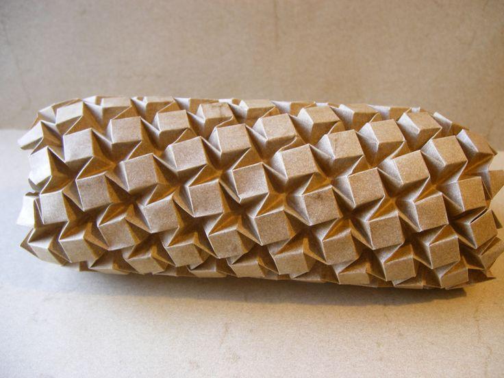 Waterbomb tessellation   Flickr - Photo Sharing!
