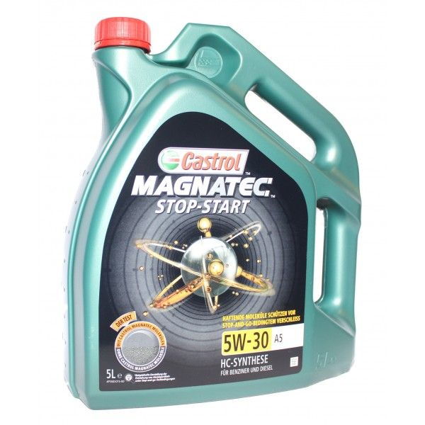 Castrol Magnatec Stop-Start 5W-30 A5 5L