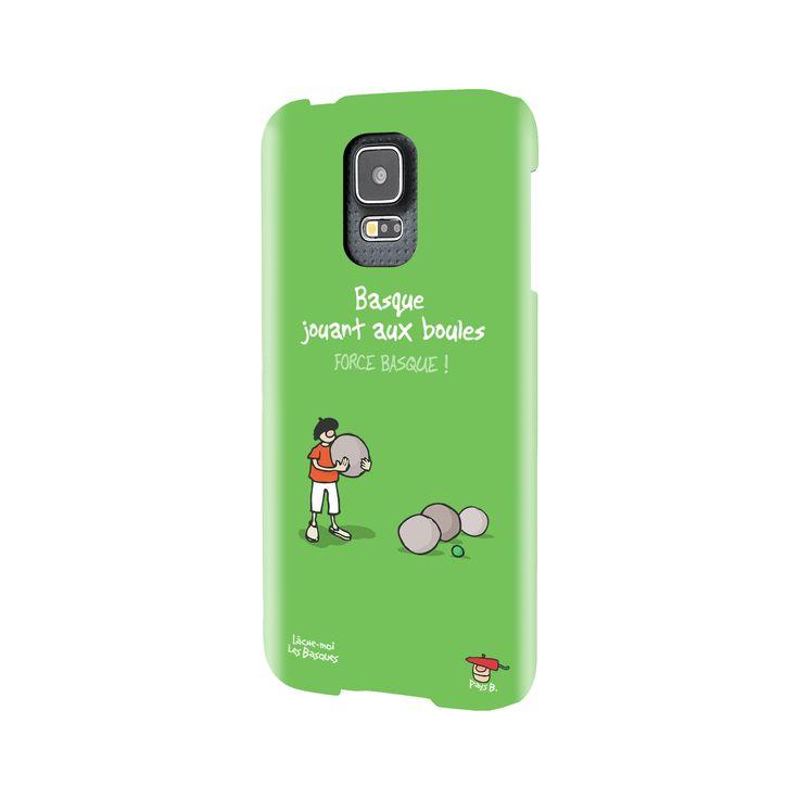 Pays Basque - Smartphone Case