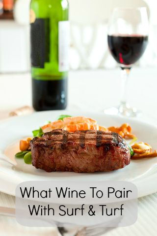 White wine with fish, red wine with meat. Always obey the rules, when possible. However, sometimes life throws us a curve ball. Periodically we are faced with little obstacles such as Surf & Turf. Herein lays the dilemma. There happens to be a simple resolution though. The answer is Pinot Noir.
