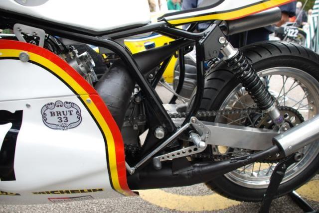 Suzuki TR750 XR11 Race