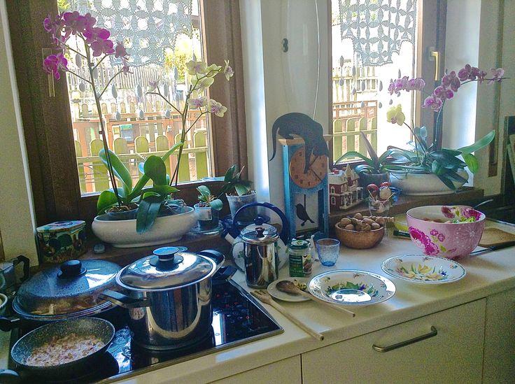 kitchen e tanto pranzo di Pasqua