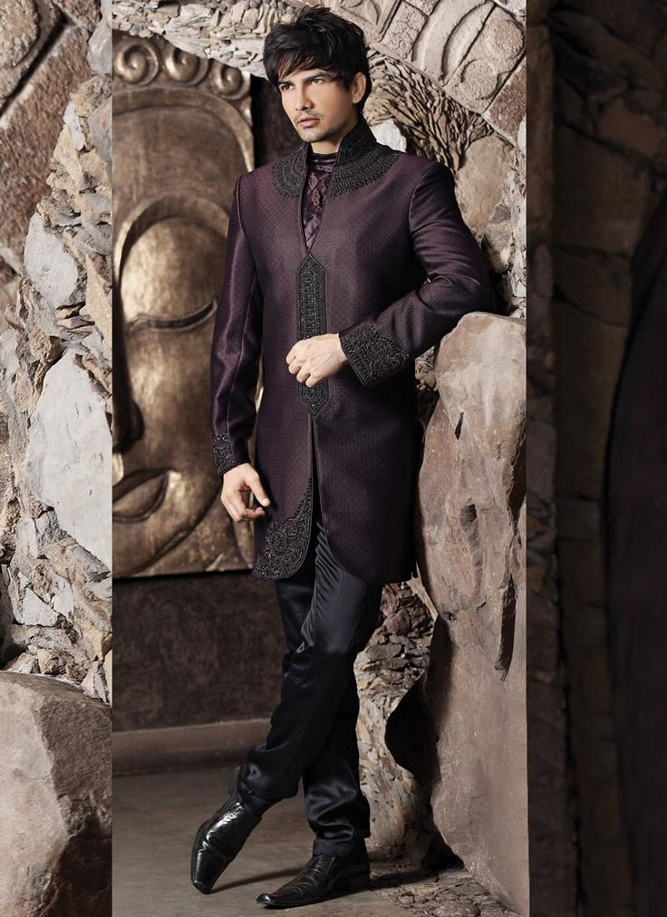 Indowestern Attire For Men  Website : http://www.bhartistailors.com/ Email : arvin@bhartistailors.com If you like this Like Our Page :https://www.facebook.com/bhartis.tailor