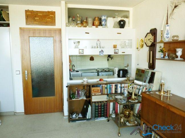 die klassische durchreiche zwischen küche und wohnzimmer erzeugt, Hause ideen