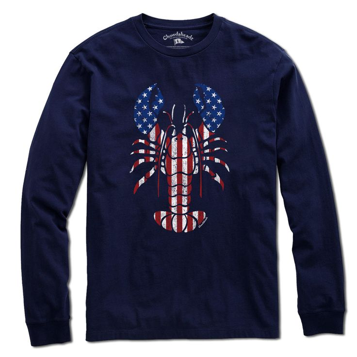 Lobstah 'merica T-shirt