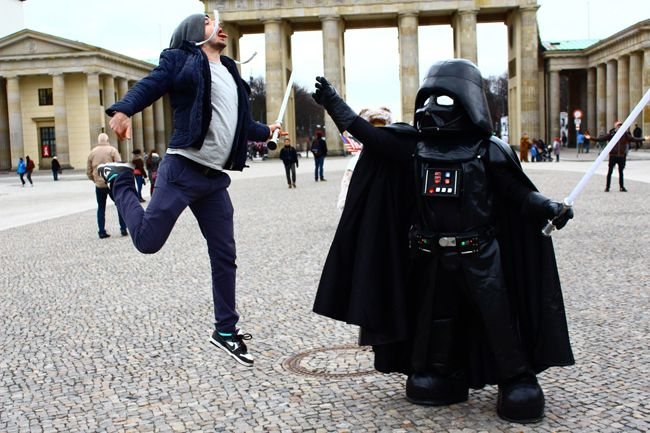 Baby Vadering   Vadering Baby