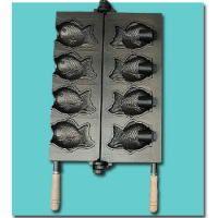 たい焼きパフェ|たい焼き道具|藤田道具