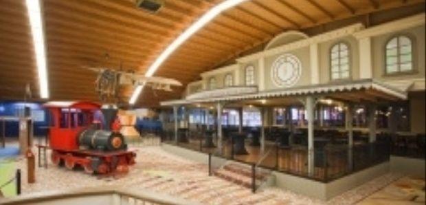 De Bergen Wanrooij binnenspeeltuin 'reis om de wereld in 80 dagen'