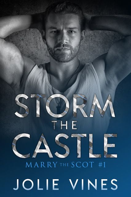 Cover Reveal: Storm the Castle by Jolie Vines | Angela's Opinion