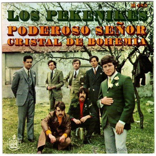 Los Pekenikes [Grabación sonora].-- Madrid : Hispavox, D.L. 1969. 1GS/M/21