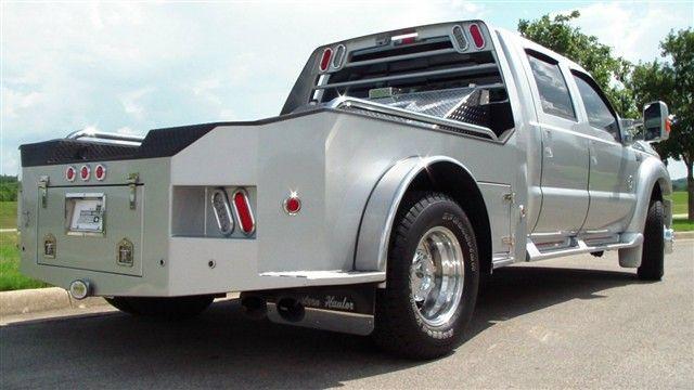 Western Hauler Bed For Sale ford hauler beds   2011 Ford F-450 Western Hauler ...
