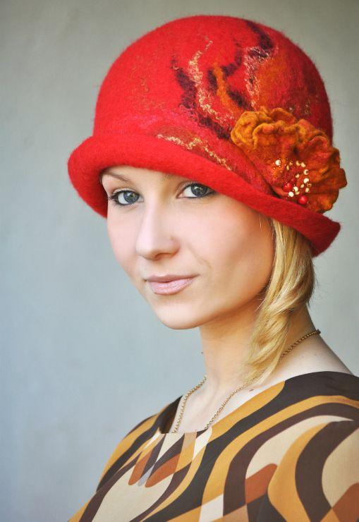 Gallery.ru / Фото #127 - Мои работы. Шляпы. - Shellen