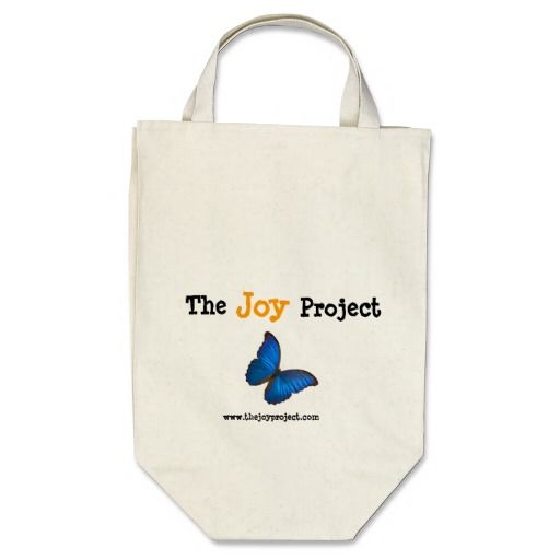 The Joy Project Organic Tote Bags