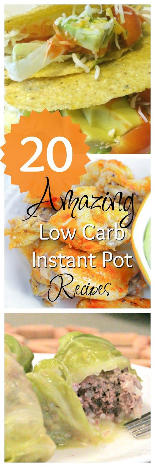 20 of the Most AMAZING Low Carb Instant Pot Recipes