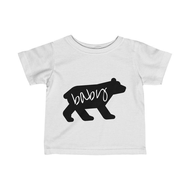 Infant Baby Bear Tee