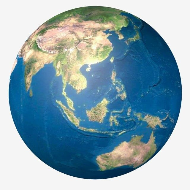 C4d محاكاة كوكب الأرض واقعية كوكب واقعي أرض محاكاة Png وملف Psd للتحميل مجانا Earth Clipart Planet Vector Earth Globe