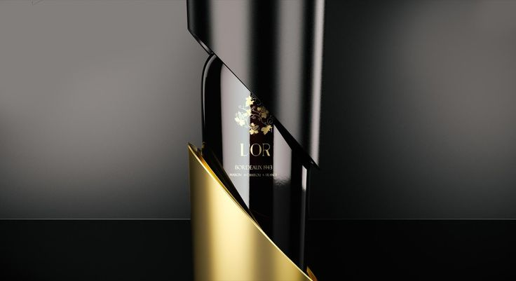 L'OR on Packaging of the World - Creative Package Design Gallery