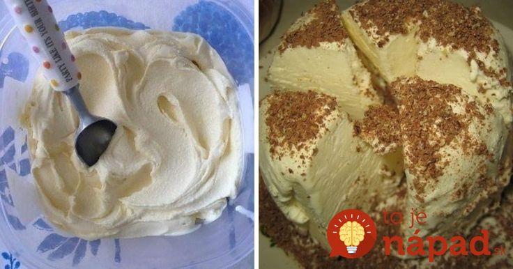 Najjednoduchšia domáca zmrzlina, akú poznáme. Pripravte si krémovú dobrotu, ktorú si zamiluje celá rodina!