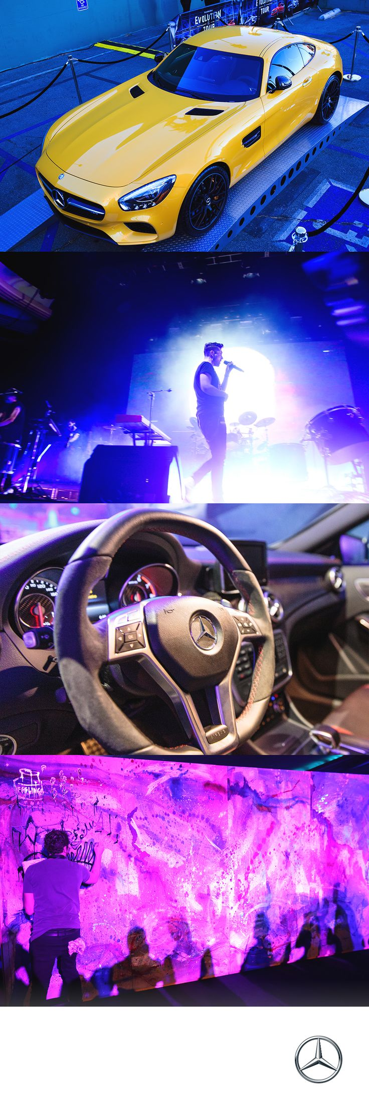 bastille mercedes benz tour