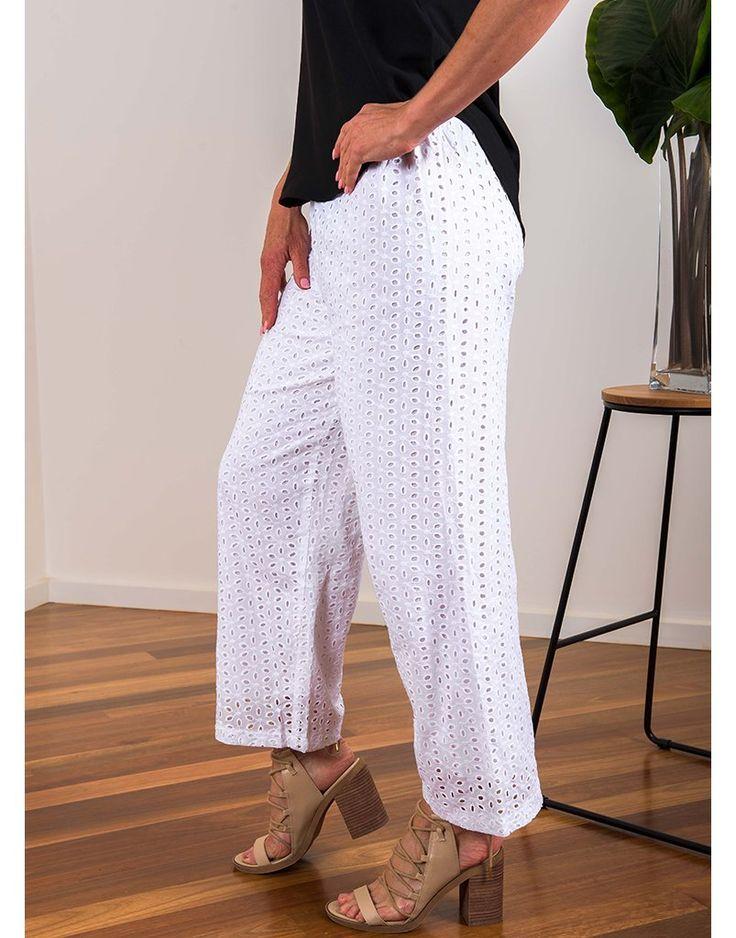 Threadz - Lace Pants