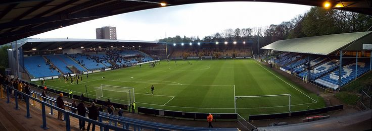 Halifax Town FC - The Shay