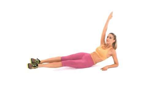 4 Quick Exercises For Flat Abs